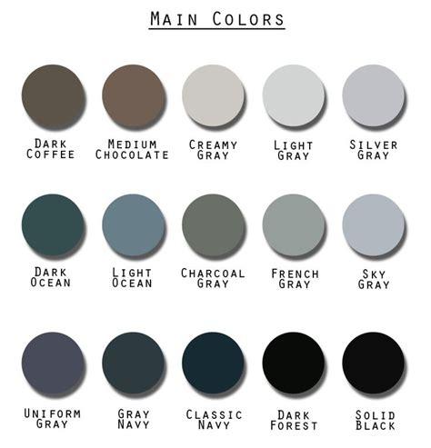 grey blue color name 418 best wardrobe architect images on pinterest