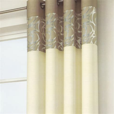 skye curtains skye faux silk eyelet curtains eyelet curtains