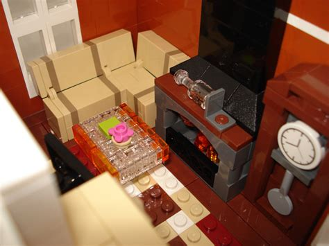 moc victorian house lego town eurobricks forums