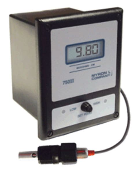 l 750 meter myron l panel mount water resistivity meters low prices
