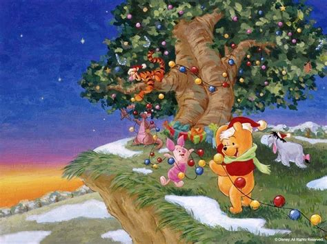 winnie the pooh and friends wallpapers wallpaper cave winnie the pooh christmas wallpapers wallpaper cave
