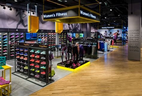 sporting shoes stores sun sand sports store by green room dubai uae