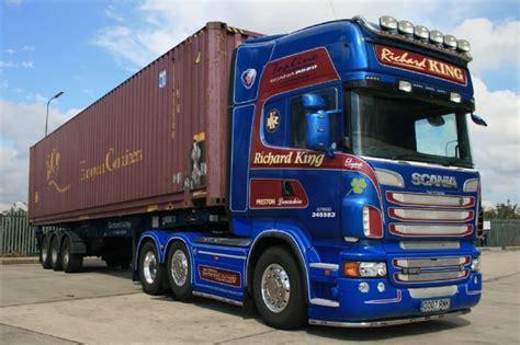 truck photos scania r620 lorry of richard king