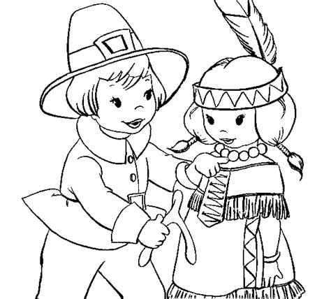 little girl pilgrim coloring page online thanksgiving coloring color pictures free