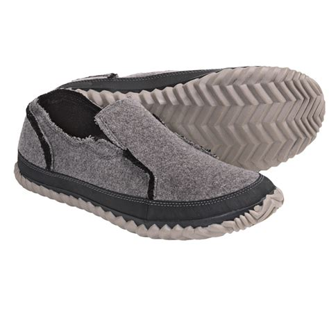 slipper shoes mens sorel felt moc slipper shoes for 5542f