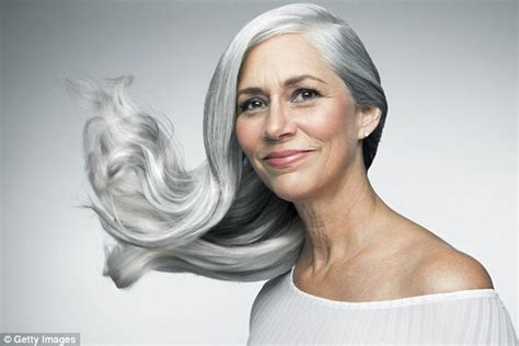 how to care for older thinning silver hair clever ways to stop the menopause leaving you with