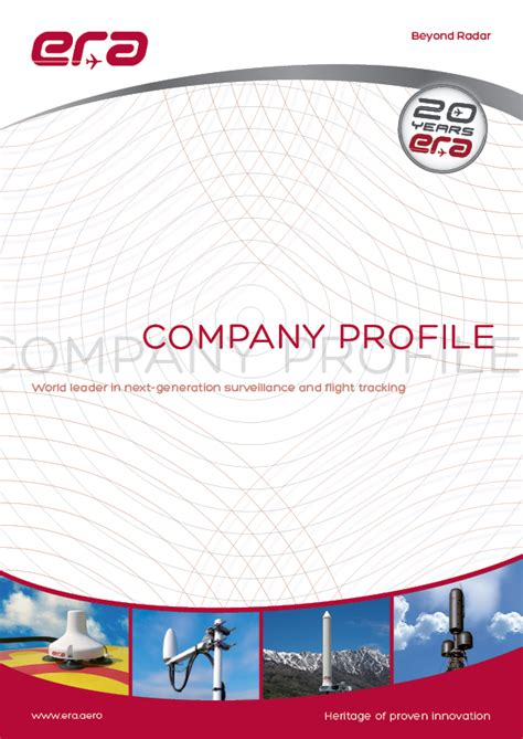 company profile cover page sle cover letter templates