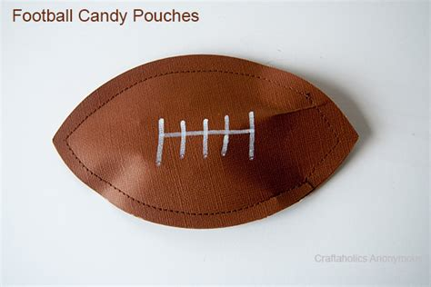 craftaholics anonymous 174 football pouches a