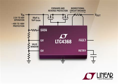 backfeed protection diode solutions bidirectional electronic circuit breaker provides comprehensive protection against
