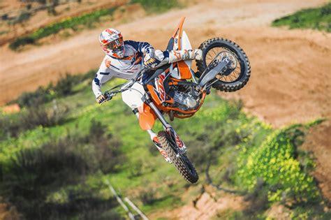 model motocross ktm reveals details on its 2015 motocross model range