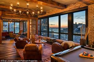 the luxury penthouses perched on the 36th floor of london birkenstock heir alex lists luxury new york city house