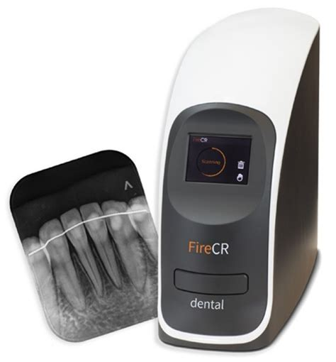 cr firen cr dental phosphor plate scanner system
