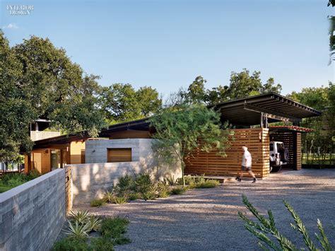 Country Kitchen House Plans austin city limits lake flato and abode transform texas