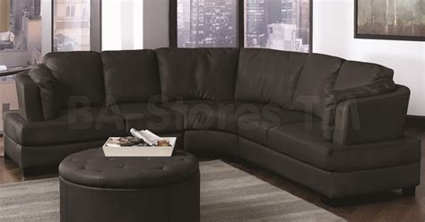 round sofas sectionals get the trendy curved sectional sofa for your home