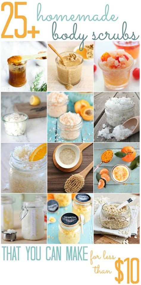 household diy projects for less than 50 diy crafts ideas over 25 homemade body scrubs that you