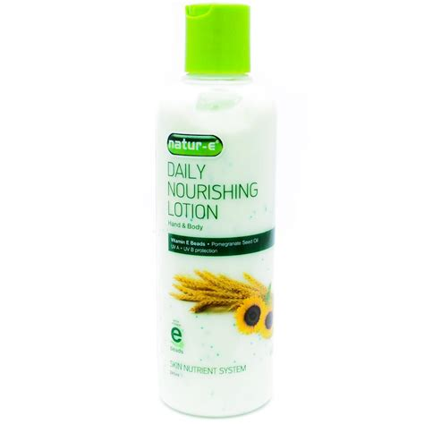 Pelembab Nourish Care natur e lotion 245ml elevenia