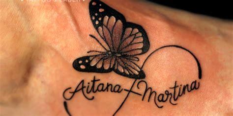 imagenes tatuajes infinito con nombres tatuajes de infinito con nombre 187 tatuajes tattoos