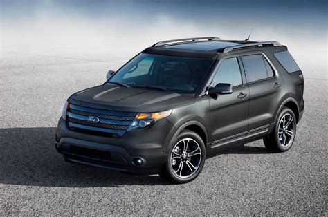Ford 2015 Explorer by 2015 Ford Explorer Reviews And Rating Motor Trend