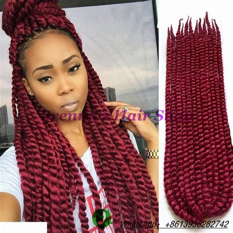 burgundy braiding hair aliexpress com buy 24inch 135g piece burgundy ombre