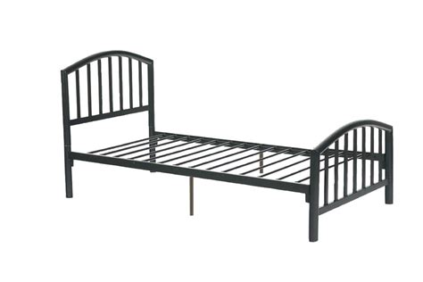 raised metal twin bed frame bed frames ideas