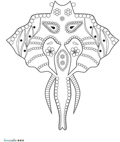 grey elephant coloring pages intricate elephant coloring page favecrafts com