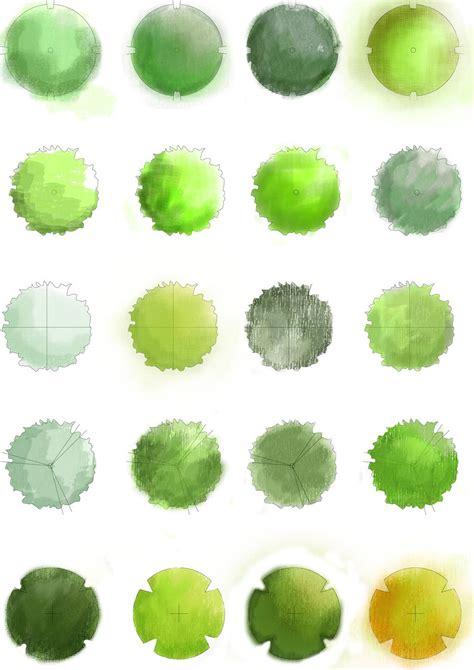 landscape trees plan by boomyrui on deviantart