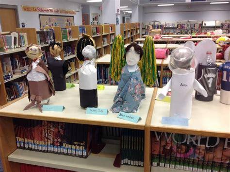 anne frank biography bottle fifth graders from frederick school in grayslake take part