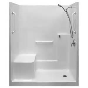 4 Ft Shower Unit Liquid 5 Ft X 4 Ft Vinyl Outdoor Shower Stall