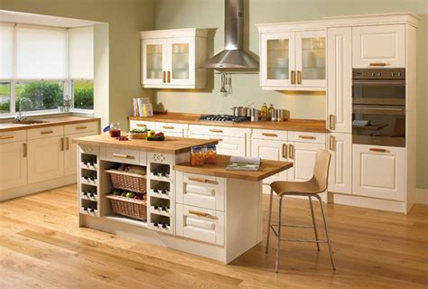 Kitchen Colour Ideas 2014 ivory fitted kitchen