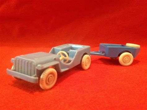 bantam jeep trailer toys ewillys page 3