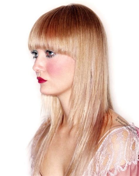 Different Types Of Bangs For Hair by Rounded Bangs 11 Kinds Of Bangs And Ways To Rock Them