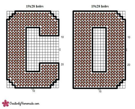 plastic canvas pattern maker online free plastic canvas alphabet patterns letters a f