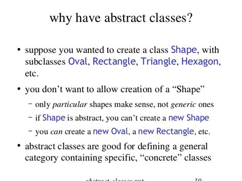 c tutorial abstract class java interfaces abstract classes