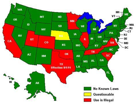 radar detector laws usa laser jammer laws guys of lidar