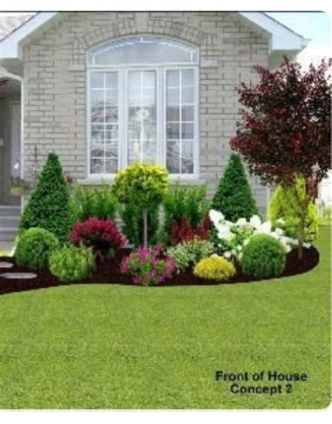 mapinfo layout window landscape front window garden curb appeal pinterest front