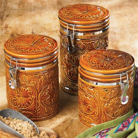 western kitchen canister sets 5683 best images about western southwestern home decor