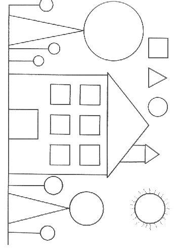 figuras geometricas figuras geometricas para ninos apexwallpapers dibujos y plantillas para gomets para ni 241 os kinder