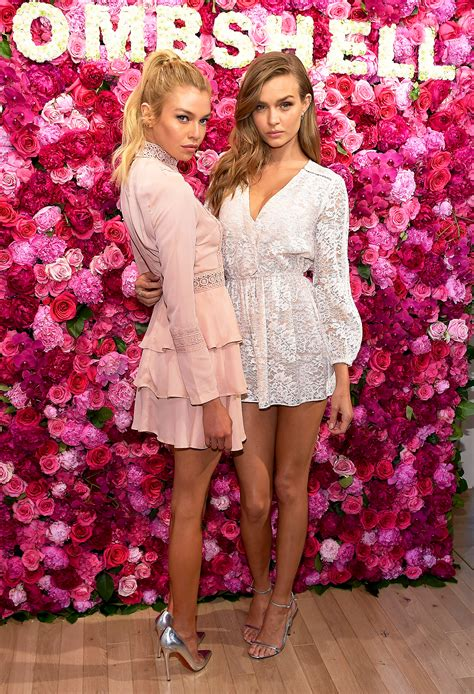 Low Maintenance by Stella Maxwell And Josephine Skriver Spill Their Sexiest