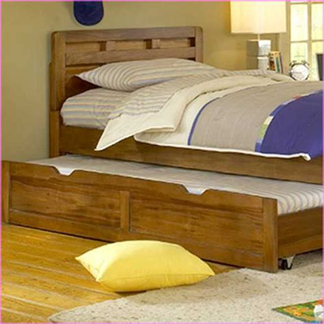 trundle beds for adults modern twin beds for adults home design ideas