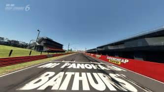 Gran Turismo Tracks by Gran Turismo 6 Bathurst Track Unveiled Playstation