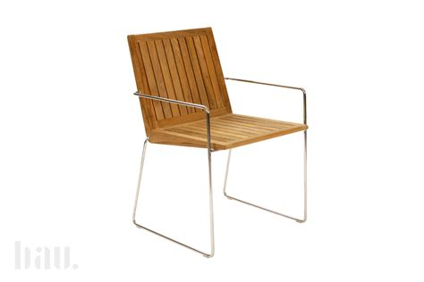 Tripoli Contemporary Teak Garden Chairs Bau Outdoors Modern Teak Outdoor Furniture