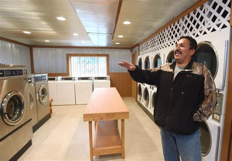 cheyenne housing authority after 10 years without northern cheyenne builds new laundromat business billingsgazette com