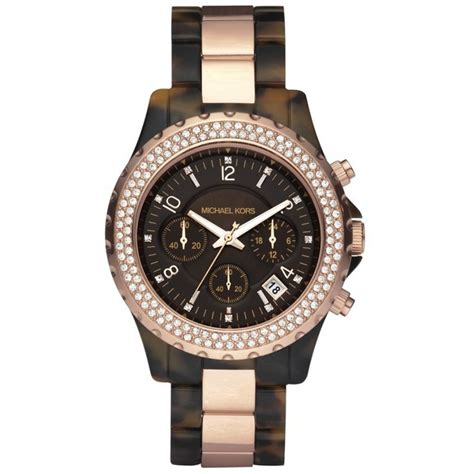michael kors rose gold stainless steel  mk
