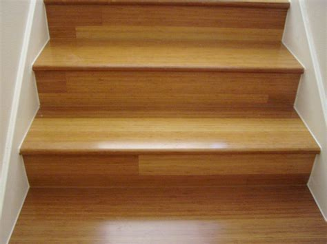 bamboo wood stairs example   St. Johns Ranch   Pinterest