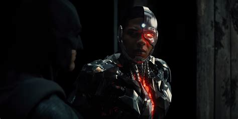 justice league film cyborg justice league 15 biggest takeaways from the comic con