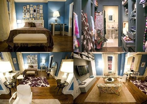 carrie bradshaw bedroom carrie s sex and the city apartment dream home