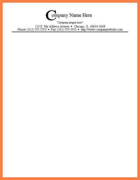 10 Printable Letterhead Templates Company Letterhead Free Company Letterhead Template