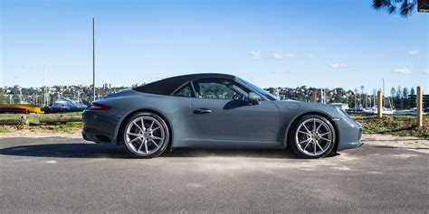 porsche carrera 2016 porsche 911 carrera cabriolet review caradvice