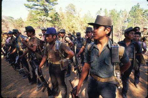 el salvador muertes por la guerrilla 1980 el fmln fue el ej 233 rcito guerrillero mejor organizado del