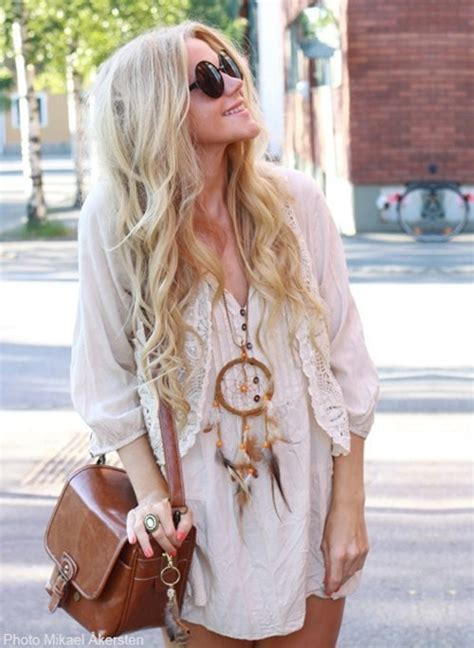Hippie Look | how to wear the hippie look without looking cheesy style